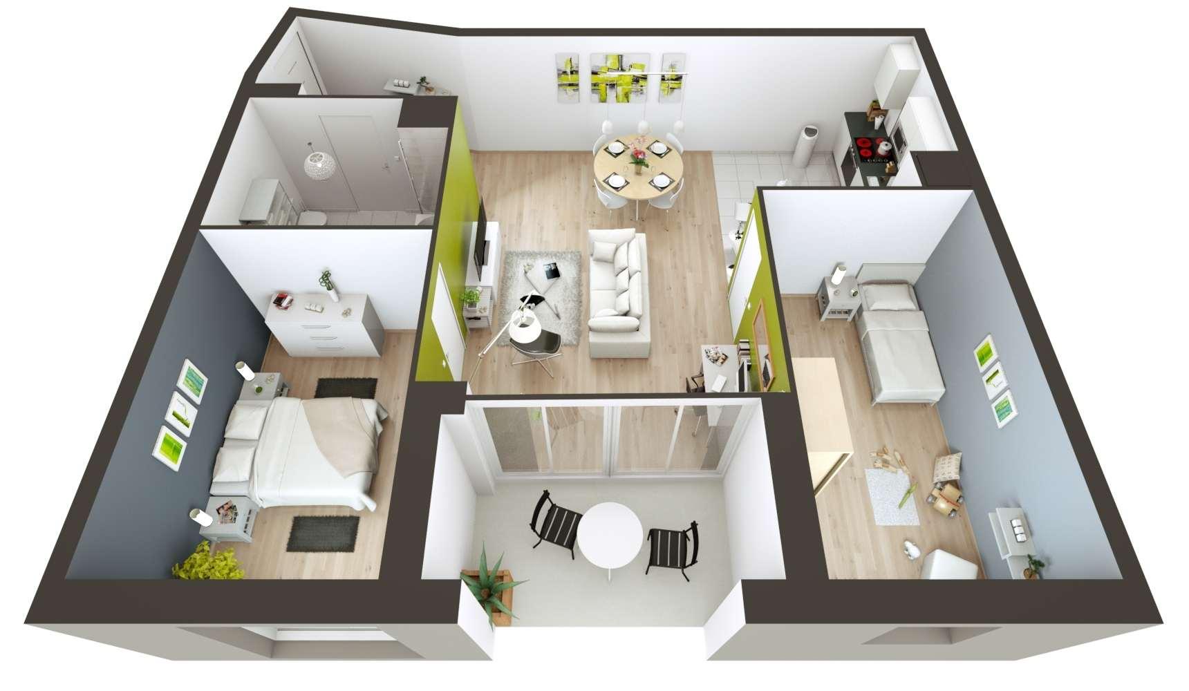 logiciel plan maison gratuit 3d. trendy logiciels payants ... - Logiciel Gratuit Architecture Interieur